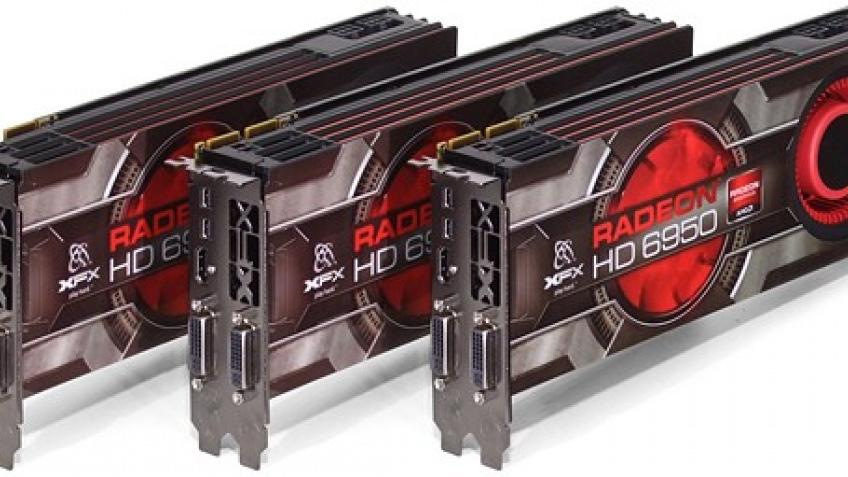 Тестирование видеокарт AMD и NVIDIA в тройных конфигурациях