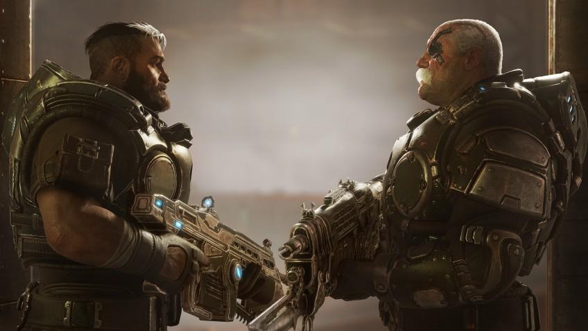 В сети появилась запись двадцати минут Gears Tactics