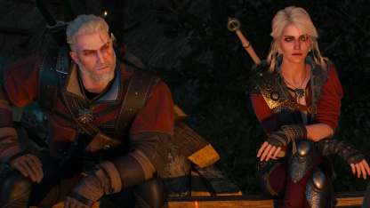 Появились первые геймплейные кадры «Ведьмака 3» на Steam Deck