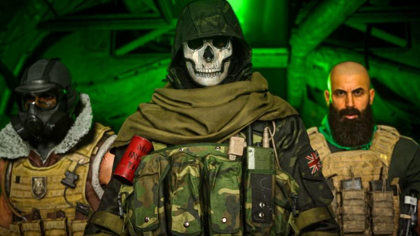 За первые24 часа в Call of Duty: Warzone сыграло6 млн человек