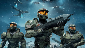 Для пасьянса и маджонга от Microsoft вышла тема в стиле Halo