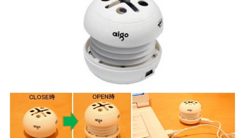 Оригинальные колонки aigo