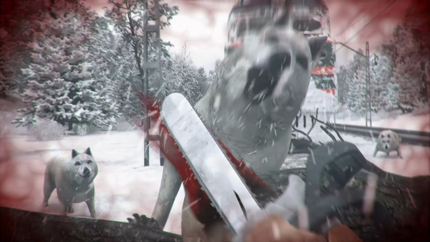 Водка, волки и наколки под гимн СССР: Trans-Siberian Railway Simulator