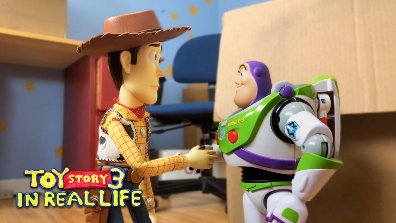 Вышел фанатский ремейк «Истории игрушек 3», который создавали8 лет