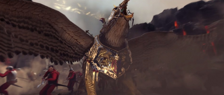 Создатели Total War: Warhammer показали тизер проекта (Обновлено)