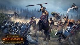 В Total War: Warhammer появились зверолюды