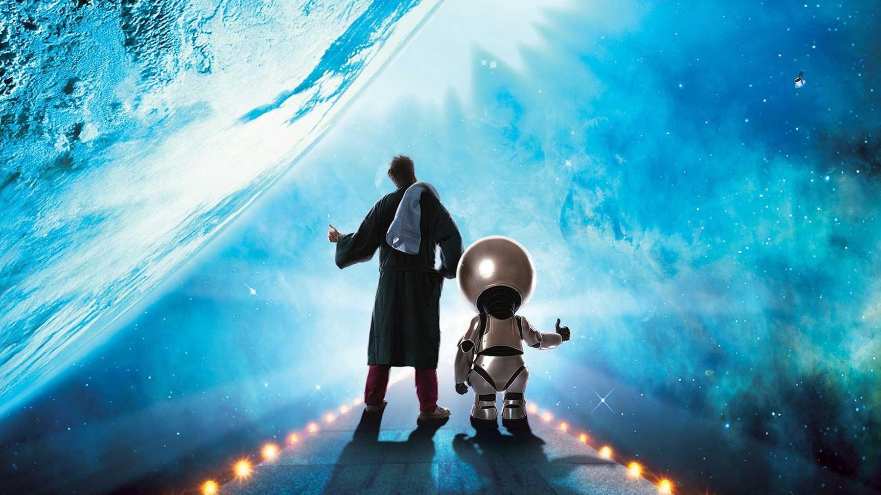 Hulu сделает сериал по мотивам «Автостопом по галактике»