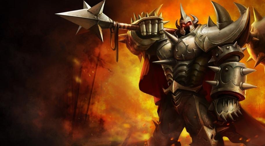 Официально анонсирована русскоязычная версия League of Legends