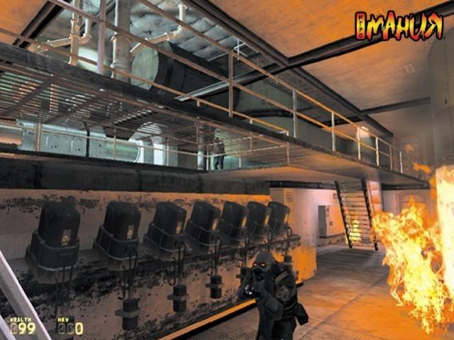 Пять версий Half-Life2