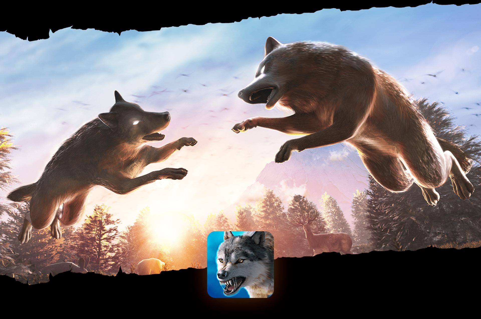PlayWay выпустит на РС онлайновый симулятор волка The Wolf