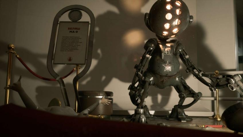 Десять минут геймплея «советской BioShock» — Atomic Heart