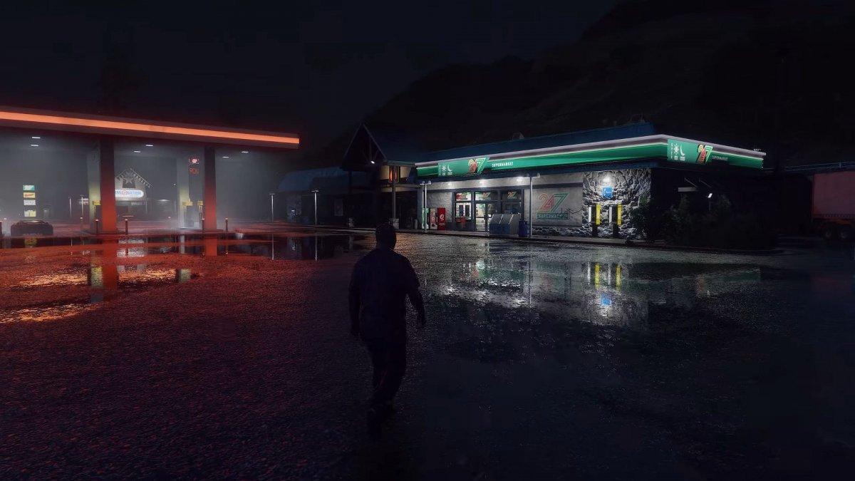 Субботний кинозал: и снова о сверхреализме Grand Theft Auto V