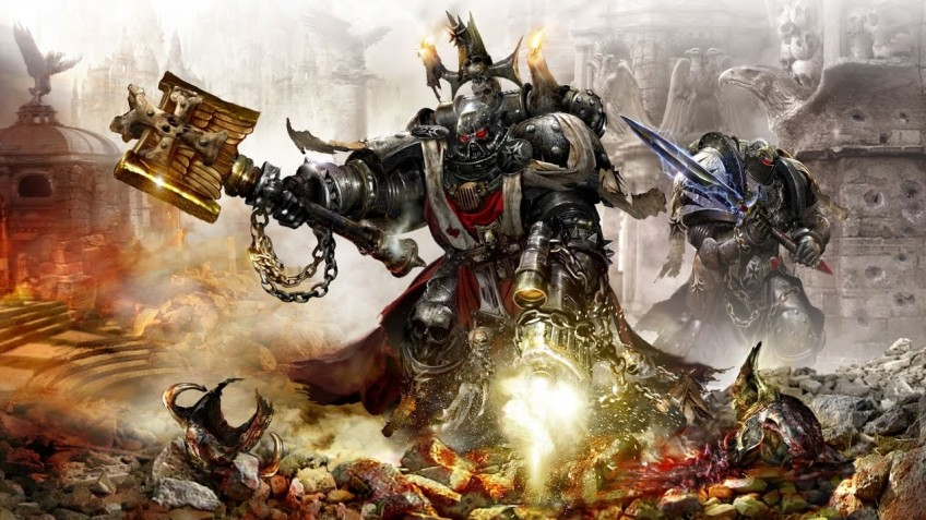 Сценарист и режиссёр X-files готовит сериал по Warhammer 40 000