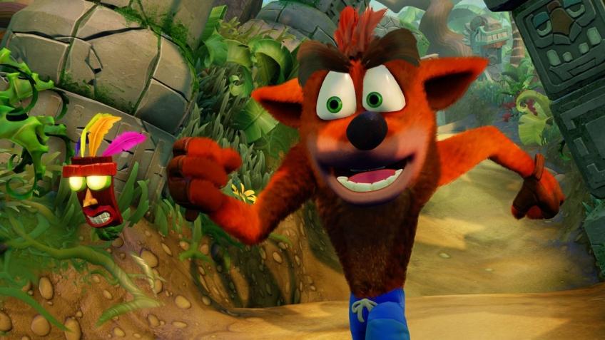 Crash Bandicoot N. Sane Trilogy выйдет на PC, Xbox One и Nintendo Switch (Обновлено)