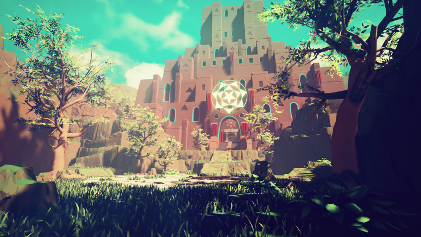 Красочная головоломка The Sojourn выйдет в Steam29 сентября
