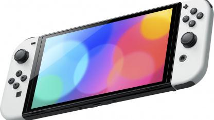 Nintendo Switch с OLED-экраном задерживается в России на две недели