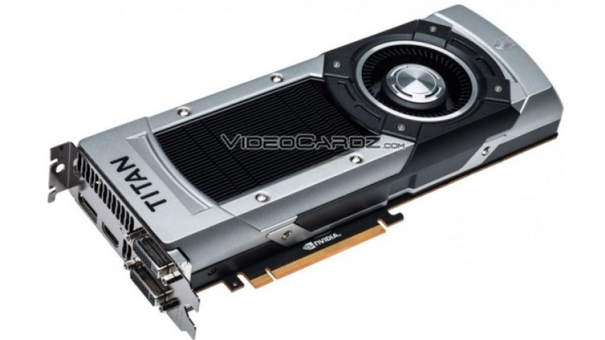 Видеокарта NVIDIA GeForce GTX Titan Black не будет черной