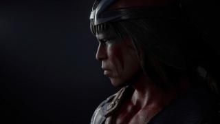 Эд Бун показал Ночного Волка в Mortal Kombat11