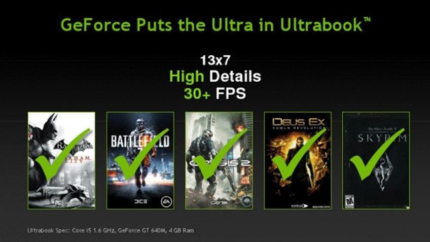 NVIDIA анонсирует ускоренную Tegra 3, критикует графику Intel Ivy Bridge