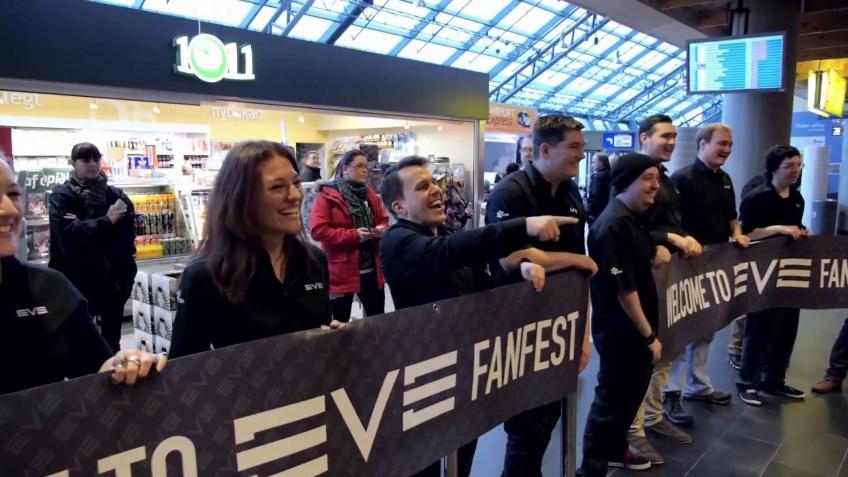 Поклонников вселенной EVE пригласили на «Фанфест-2014»