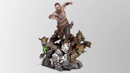 Фигурка Бальдра из God of War обойдётся вам в 1200 долларов