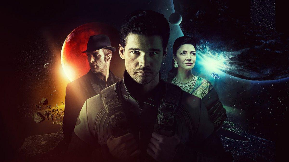 NYCC: «Пространство», четвёртый сезон, новый трейлер
