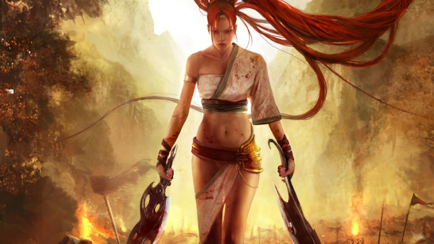 Экранизация Heavenly Sword выйдет в сентябре