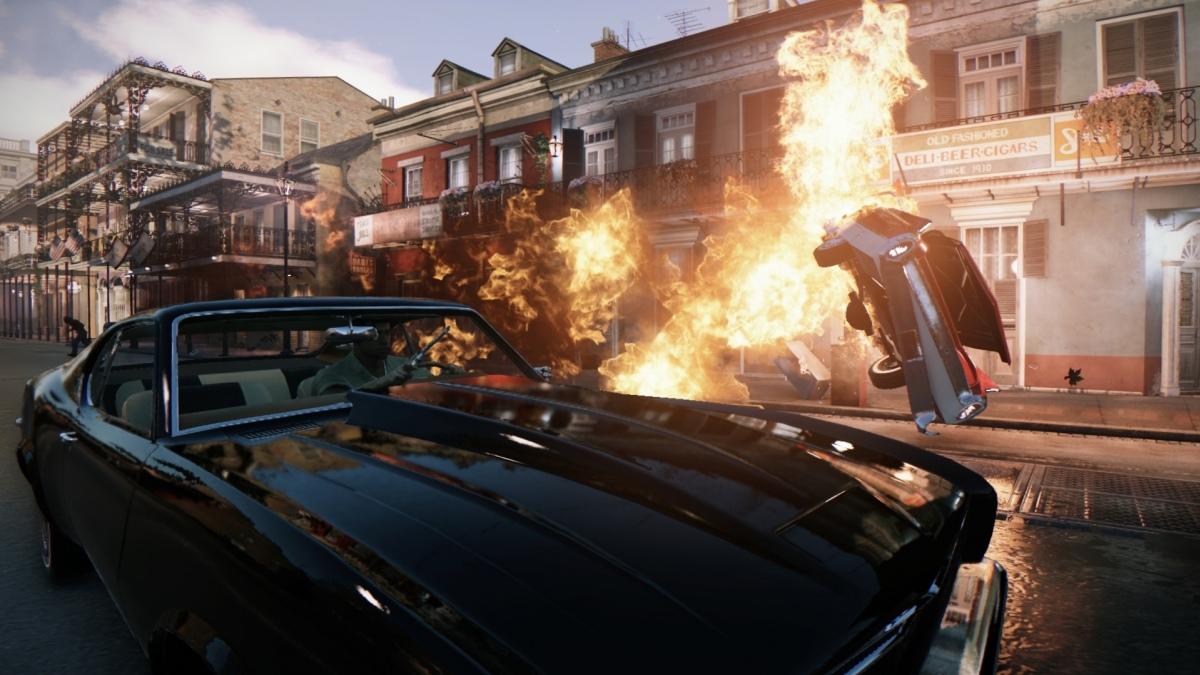 Авторы Mafia3 рассказали о городе Нью-Бордо (обновлено)