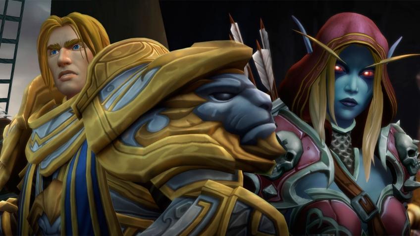 Что рассказала Blizzard о Battle for Azeroth?