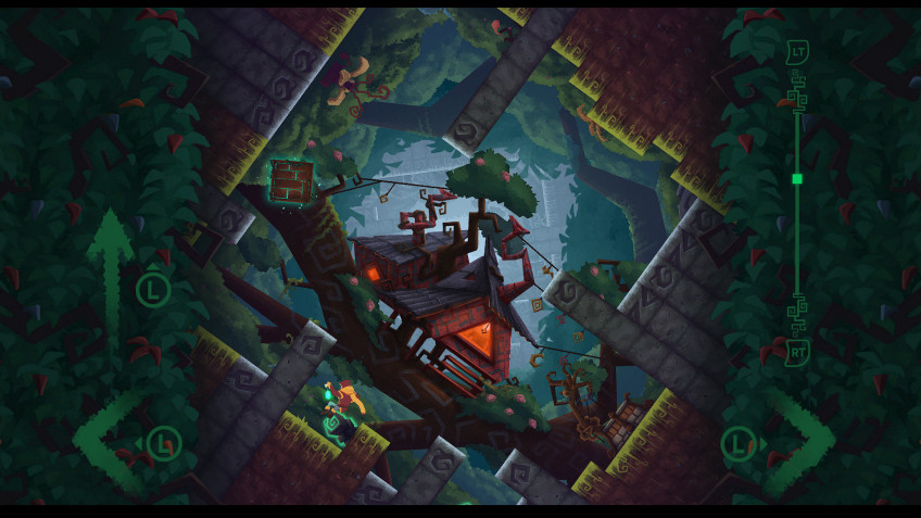 «Бука» выпустила в Steam демоверсию Tetragon