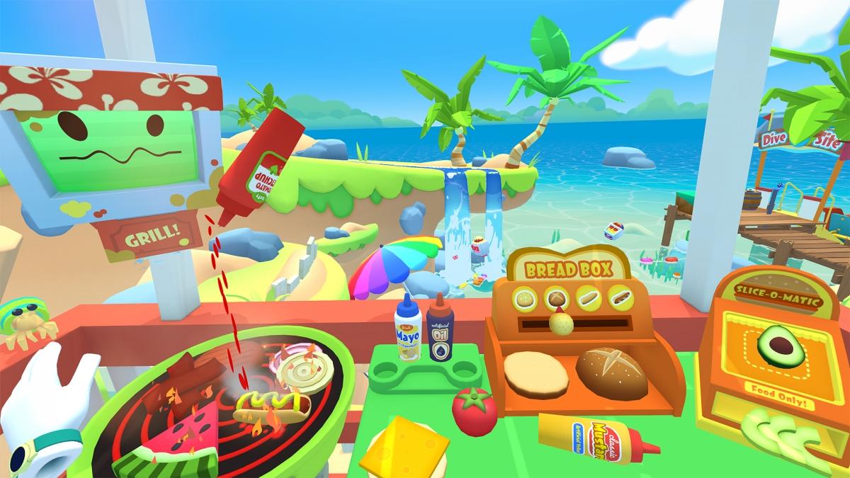 Vacation Simulator приглашает в отпуск в апреле