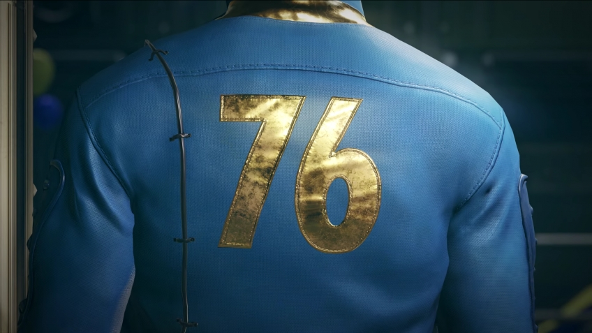 Парень разгромил игровой магазин, потому что не смог вернуть копию Fallout76