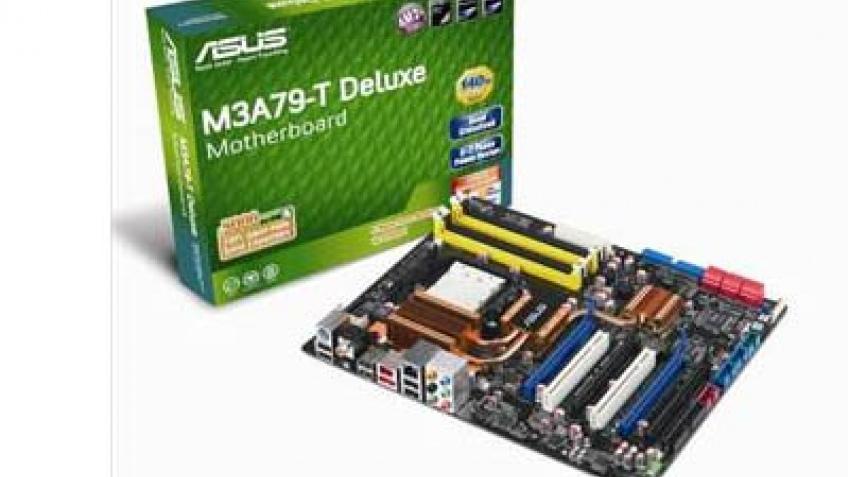 ASUS представила плату на основе AMD 790FX/SB750