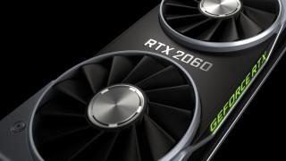 NVIDIA официально представила видеокарту RTX GeForce 2060