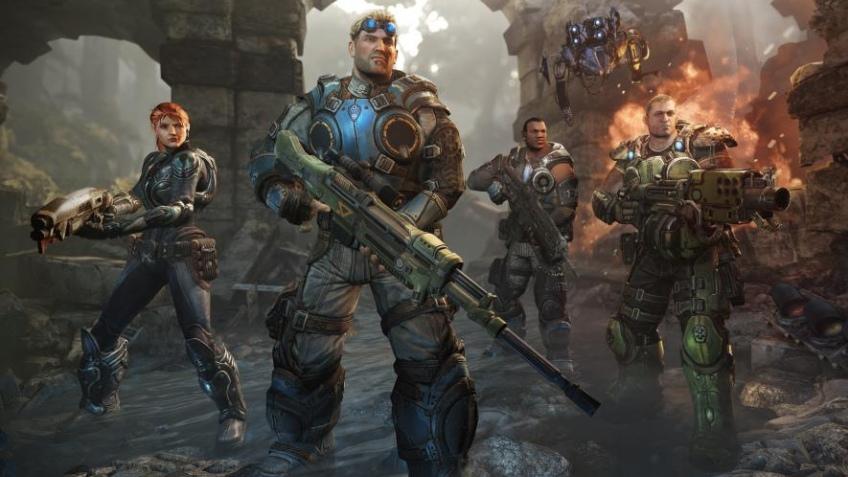 Gears of War: Judgement уже появилась в Сети