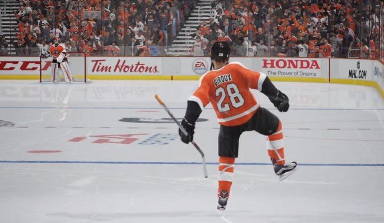 Клюшкой по лбу, или Новый трейлер NHL17