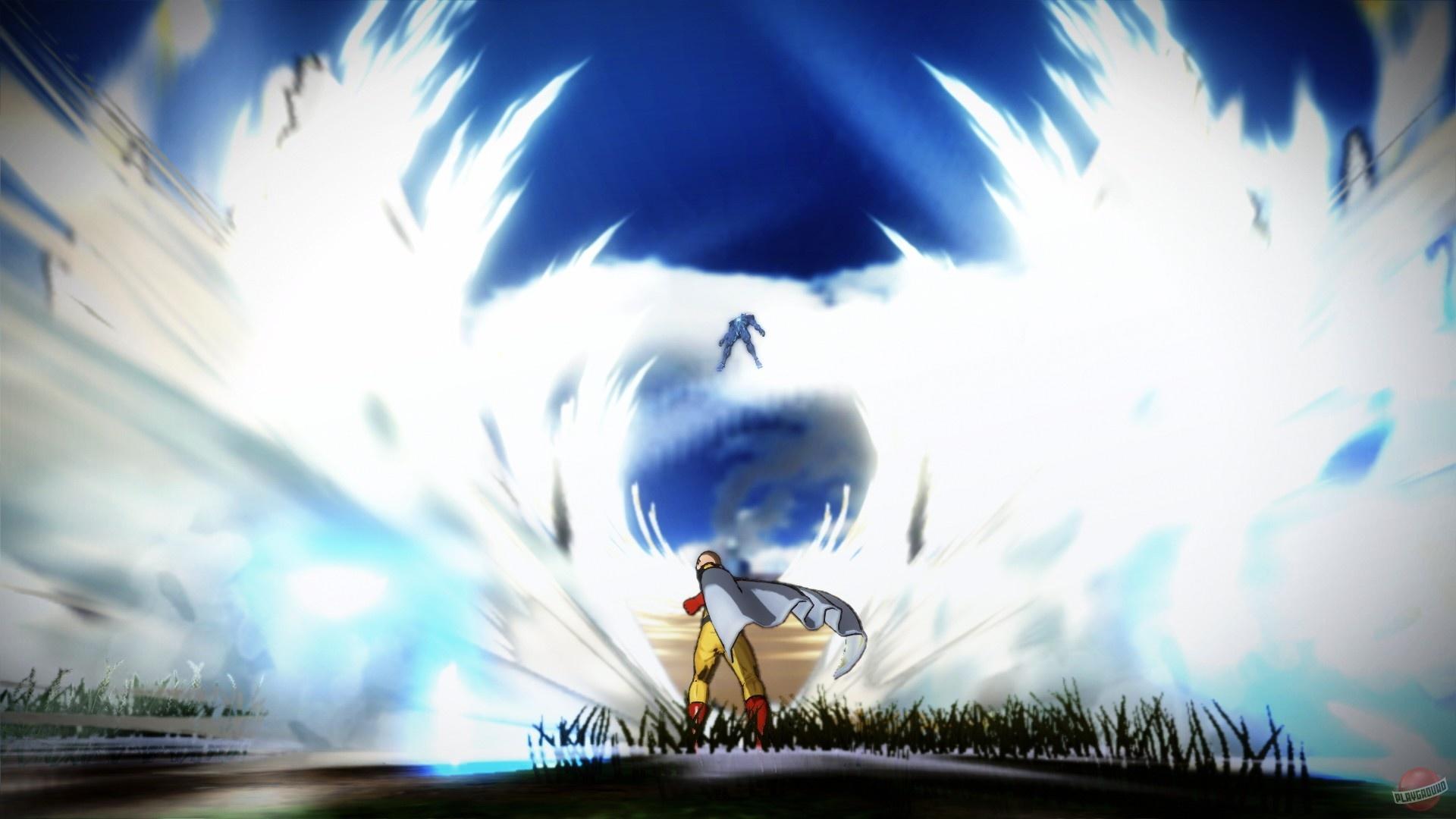 Релизный трейлер One Punch Man: A Hero Nobody Knows посвящён Сайтаме