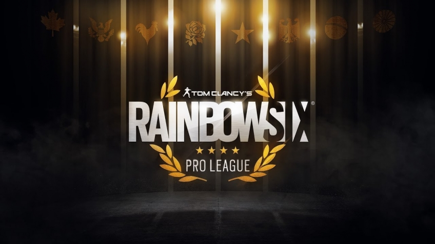 PENTA Sports заняли первое место в Rainbow Six Pro League