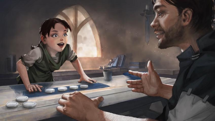 Трейлер Tellstones: King's Gambit — новой настольной игры авторов League of Legends