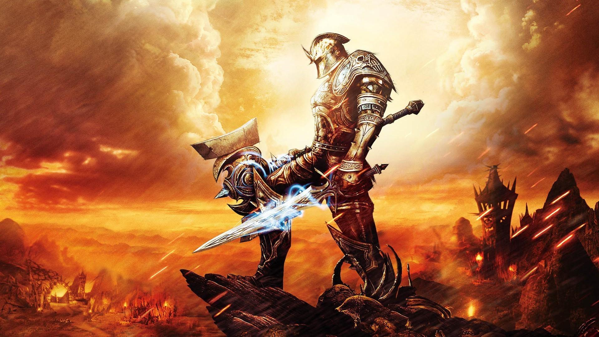 Kingdoms of Amalur: Re-Reckoning вышла на PS4, Xbox One и PC