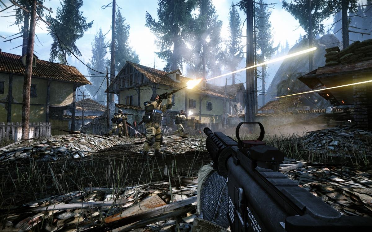 Warface для PlayStation4 Pro и Xbox One X получила поддержку 4K и HDR
