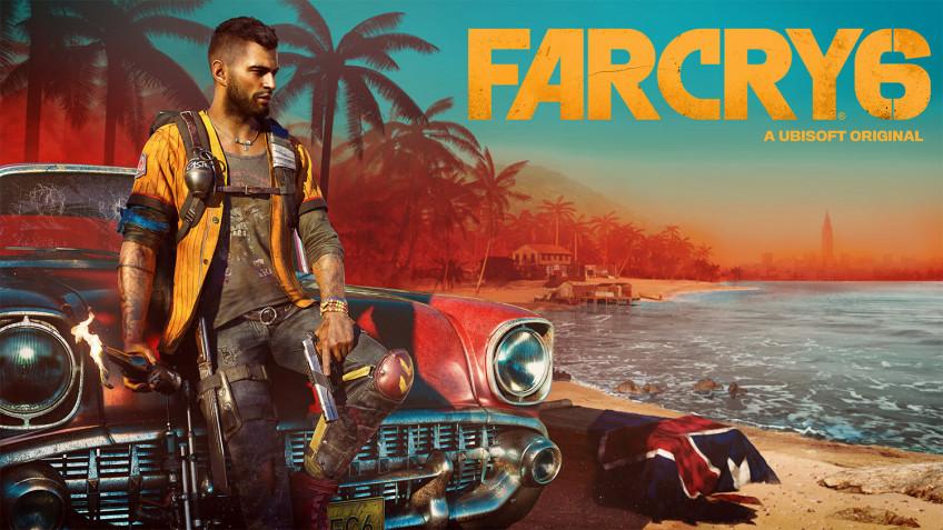 Презентация Far Cry 6 — геймплей, дата выхода и герой с языком6