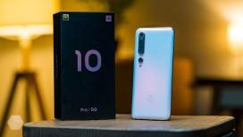 Обновление прошивки повысило производительность Xiaomi Mi 10 Pro