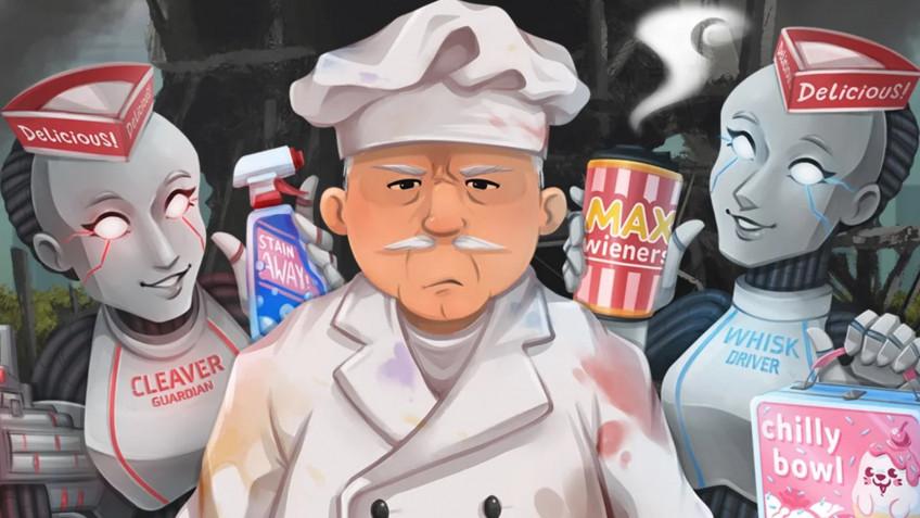 Cook, Serve, Delicious! 3?! выйдет14 октября на PC, Xbox One и Switch — и чуть позже на PS4