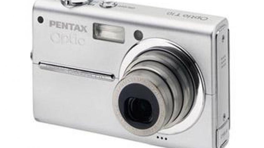 Камера с сенсорным экраном
