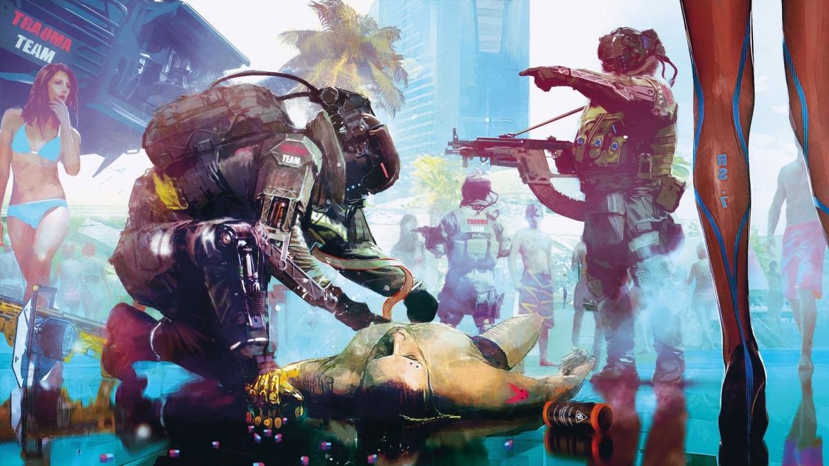 СМИ: CD Projekt RED и Леди Гага сотрудничают в работе над Cyberpunk 2077