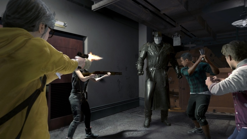 Первый геймплейный трейлер Project Resistance — кооперативного шутера по вселенной Resident Evil