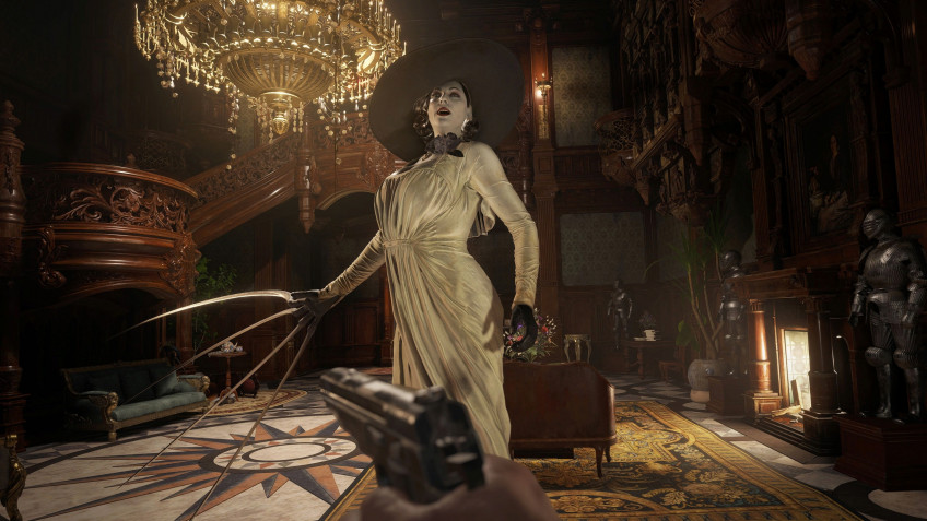 Демо Resident Evil Village на PS5, PS4 и PS4 Pro работает отлично — тесты разных режимах