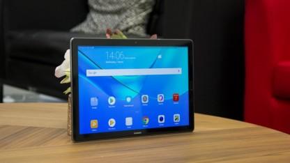 В планшет Huawei Mediapad M5 добавят поддержку GPU Turbo