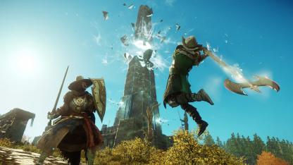Игроки New World жалуются, что MMORPG выводит из строя видеокарты RTX 3090